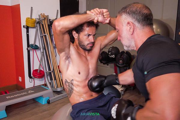 préparation physique laurent Lokoli