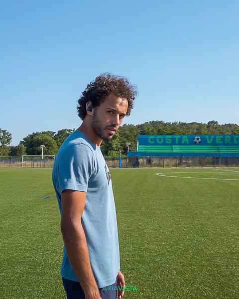 Portrait de Laurent Lokoli